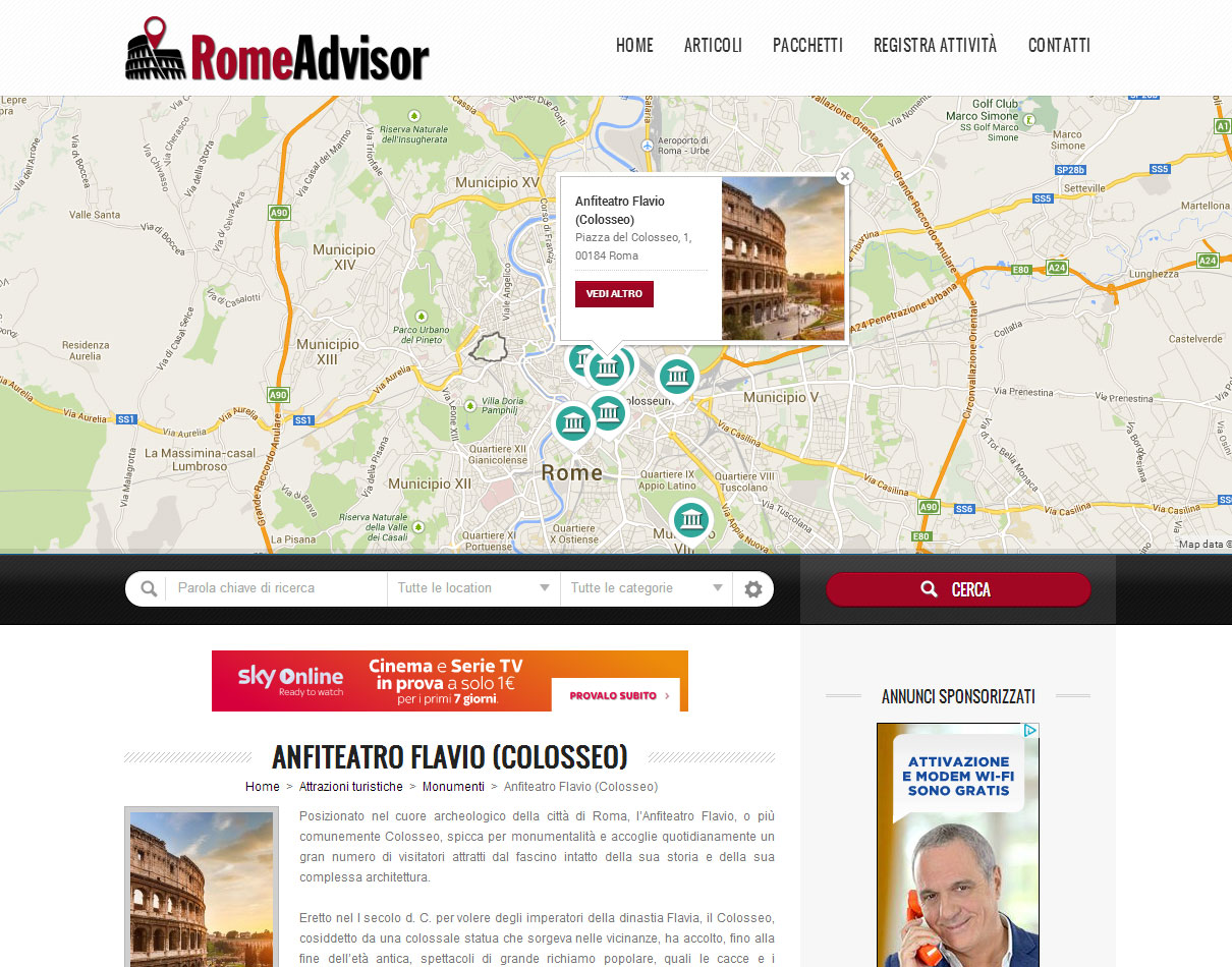 RomeAdvisor.it